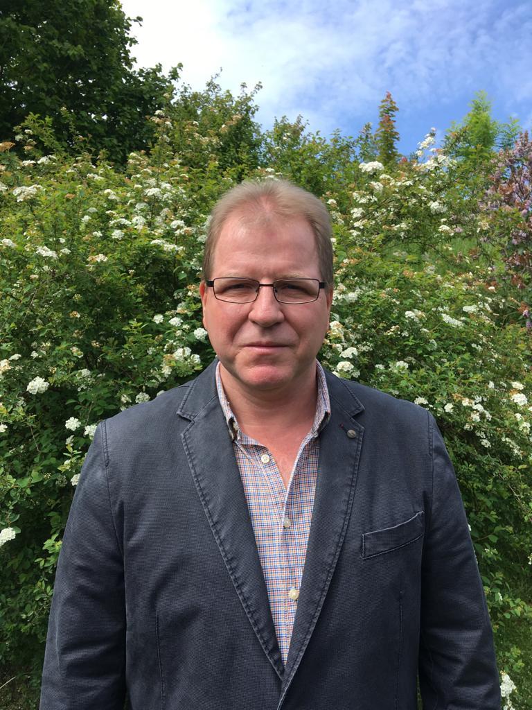 Guido Gell kandidiert für den Kreistag