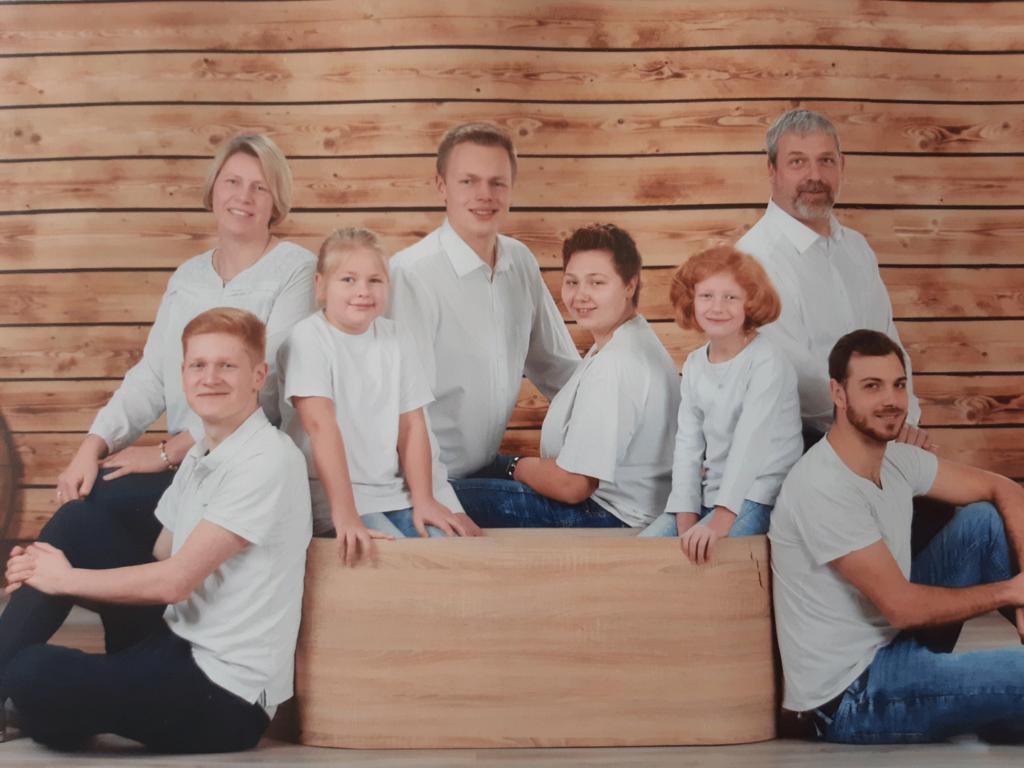 Familie #schmidteinander