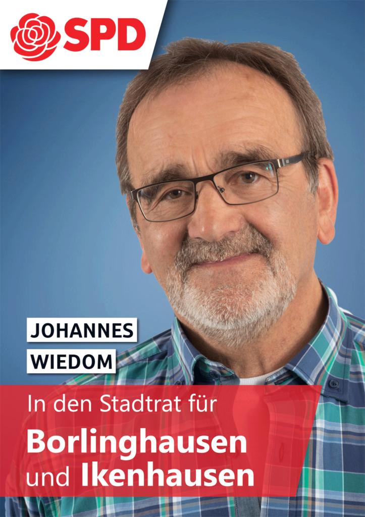 Johannes Wiedom