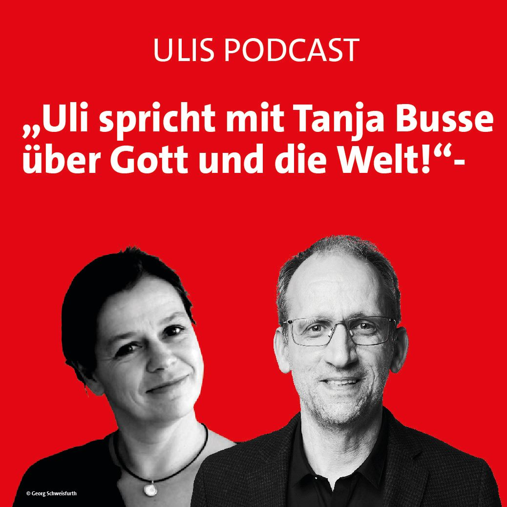 Podcast mit Tanja Busse und Uli Kros